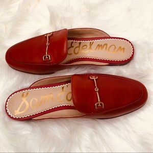 Sam Edelman Linnie Red Mule (6.5)